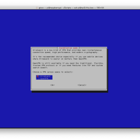 Raspberry: installare e configurare WireGuard con PiVPN 7