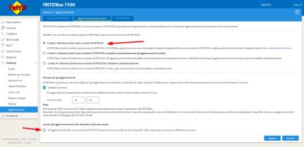 Di FRITZ!Box, TR-069, configurazioni perse (TIM) e aggiornamenti imposti dal provider: che fare? (Aggiornato) 2