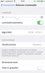 4 settimane per 4 app: Filtro Luce Blu 3