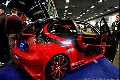 Motor Show 2009 Bologna: esposizione tuning
