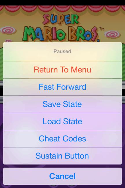 iOS e Nintendo: GBA4iOS e NDS4iOS portano le cartucce Nintendo sul tuo telefono o tablet 9