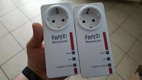 AVM FRITZ!Powerline 1220E Set 5