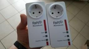AVM FRITZ!Powerline 1220E Set 5