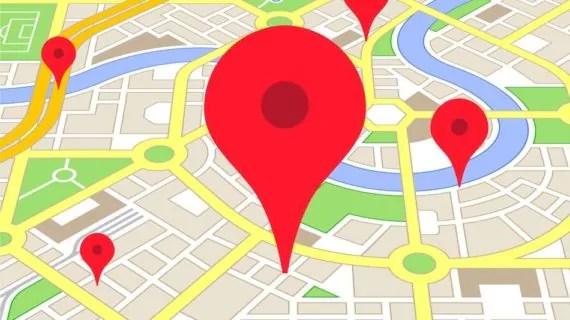 Cerca la location desiderata su Google Maps con Firefox