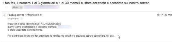 Come inviare fax gratuitamente: Faxalo 1