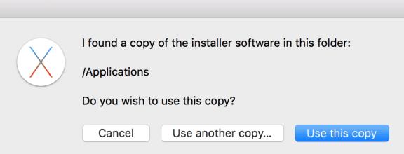 El Capitan: creare una chiave USB per installare il sistema 3