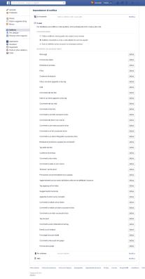 Facebook: modificare le notifiche da ricevere (approfondimento) 1