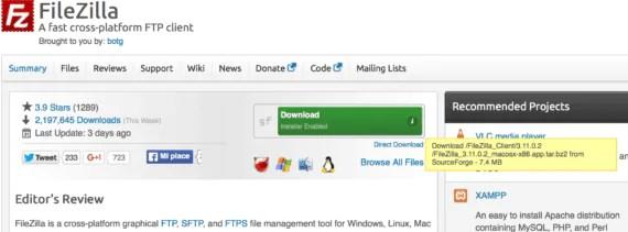 """Firefox (& Co.): download senza """"aggiunte"""" (AntiAdware) 1"""