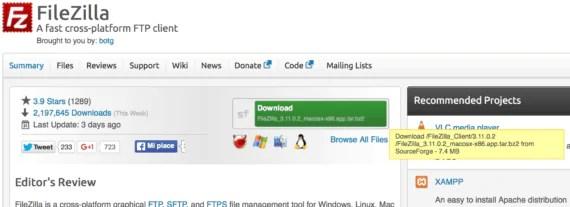 """Firefox (& Co.): download senza """"aggiunte"""" (AntiAdware) 2"""