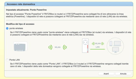 FRITZ!Powerline 1240E WLAN Set 2