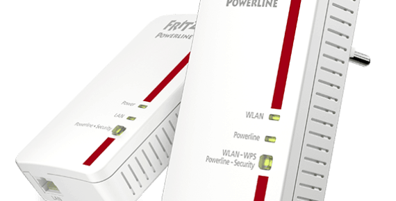 FRITZ!Powerline 1240E WLAN Set