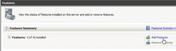 Installare l'utility di Pulizia Disco su Windows 2008 Server 2
