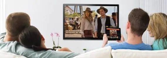 L'alternativa? Un'occhiata al natale di Mediaset Premium