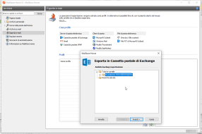 Migrare la posta dal tuo client Home a Office 365 (Exchange Online) 4
