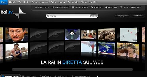 da rai.tv silverlight