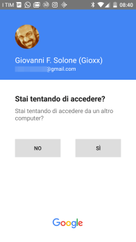 Sicurezza: la nuova 2-step verification di Google 8