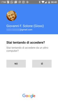 Sicurezza: la nuova 2-step verification di Google 8