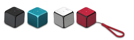 SONY SRS-X11: Speaker wireless portatile con Bluetooth