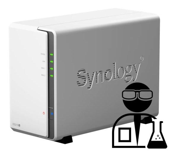 Synology: nuovi repository e file di ricerca 2