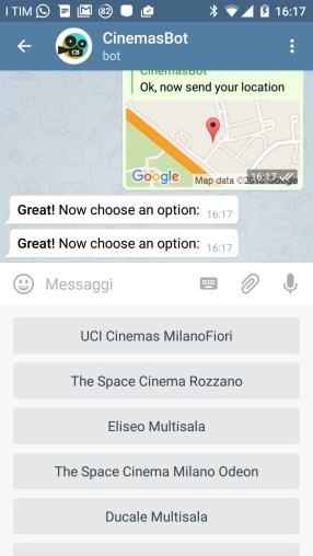 Telegram: caccia ai bot più utili 3