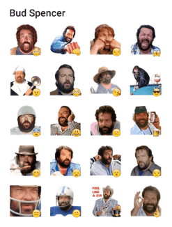 Telegram: gli stickers non bastano mai? Eccone altri! 4