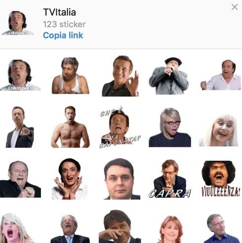 Telegram: gli stickers non bastano mai? Eccone altri! 12