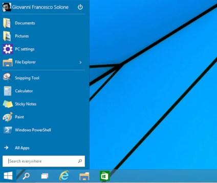 Windows 10 Technical Preview con VMWare Player 2