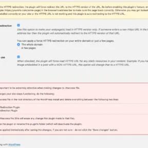 WordPress: passaggio da HTTP a HTTPS (aggiornato) 5