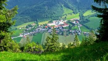 Klettersteig Am Ettaler Mandl : In der kürze liegt die würze: das ettaler manndl