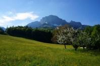 Berchtesgadener Hochthron mit seiner eindrucksvollen Südwand © Gipfelfieber.com