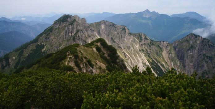 Über das Schinderkar auf den Schinder © Gipfelfieber.com