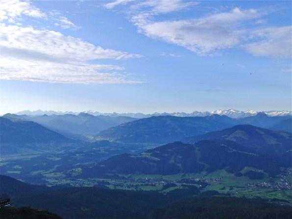 Der Alpenhauptkamm in seiner ganzen Pracht © Gipfelfieber.com