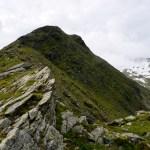 Die Lisgelespitz von der Hindenburghöhe gesehen © Gipfelfieber.com