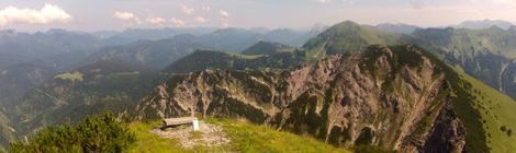 Ruhe und Einsamkeit am Demeljoch © Gipfelfieber.com