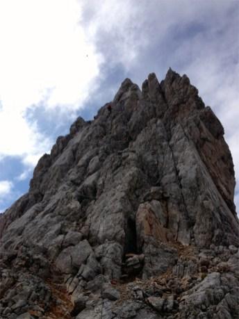 Ein letzter steiler Abstieg... © Gipfelfieber.com