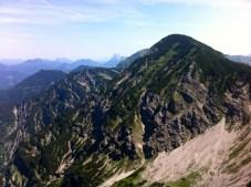 Der Gipfel des Demeljochs © Gipfelfieber.com