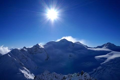 Wildspitze vom Café 3440 © Gipfelfieber.com