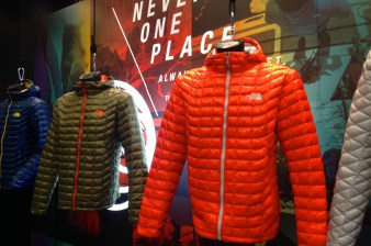 North Face Thermoball Jacket © Gipfelfieber.com