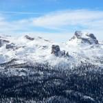 Blick zu den Cinque Torri © Gipfelfieber.com