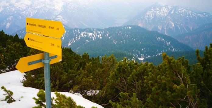 Westlicher Geierkopf – Der Berg und ich