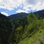 Wasserfall oberhalb der Kessellaine © Gipfelfieber.com