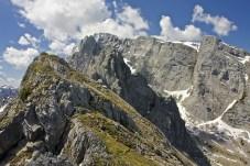 Die Schärtenspitze und der Hochkalter © Gipfelfieber.com