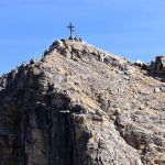 Der Gipfelaufbau der Birkkarspitze © Gipfelfieber.com