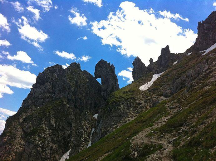 Das Fenster im Fels © Gipfelfieber.com