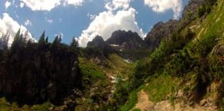 Die Große Klammspitze über dem Graswangtal © Gipfelfieber.com
