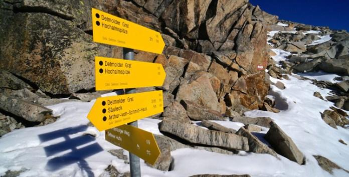Vom Umkehren und Scheitern © Gipfelfieber.com