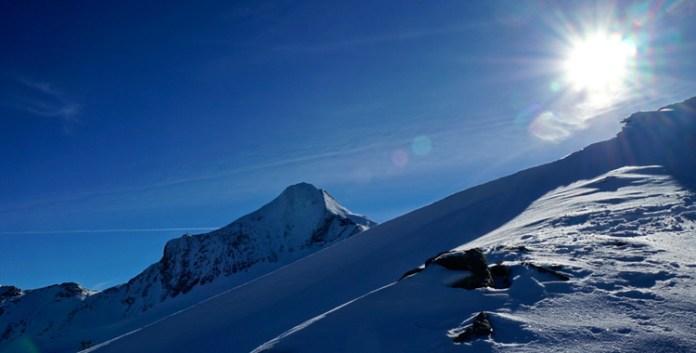Schneereport #2 – Kitzsteinhorn