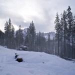 Die Wolken lichten sich langsam © Gipfelfieber.com
