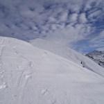 Der letzte Anstieg zum Gipfel © Gipfelfieber.com