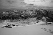 Reiteralpe in schwarz-weiß © Gipfelfieber.com